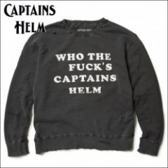 CAPTAINS HELM/キャプテンズ・ヘルム #VINTAGE SWEAT P/O -2017 NEW YEAR MODEL/スウェット