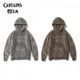 CAPTAINS HELM/キャプテンズヘルム #SOFT BOA HOODIE/ボアフーディー・2color