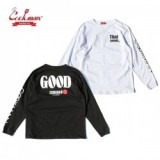 COOKMAN/クックマン Long sleeve T-shirts 「GOOD」/ロングスリーブTシャツ・2color