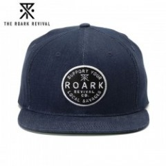 THE ROARK REVIVAL/ロアーク リバイバル REVIVAL CO. EMBLEM CAP/キャップ・DENIM