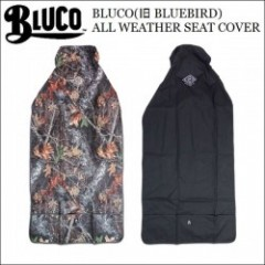 BLUCO WORK GARMENT(BLUEBIRD)/ブルコ ALL WEATHER SEAT COVER(DEAD STOCK)/車用シートカバー・2color