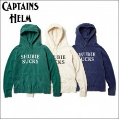 CAPTAINS HELM/キャプテンズ・ヘルム 2017'SS #SURFERS SWEAT HOODIE/プルオーバーフーディー・3color