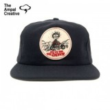 「MADE IN USA」THE AMPAL CREATIVE/ザ・アンパル・クリエイティブ IN THE DIRT Strapback