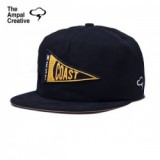「MADE IN USA」THE AMPAL CREATIVE/ザ・アンパル・クリエイティブ WEST COAST Pennant Strapback