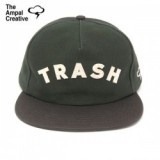 「MADE IN USA」THE AMPAL CREATIVE/ザ・アンパル・クリエイティブ TRASH (EXPENSIVE) Strapback