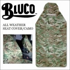 BLUCO WORK GARMENT/ブルコ ALL WEATHER SEAT COVER/車用シートカバー・CAMO
