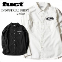 FUCT SSDD/ファクト INDUSTRIAL SHIRT/ワークシャツ・2color