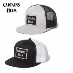 CAPTAINS HELM/キャプテンズヘルム #LOGO WP MESH CAP/メッシュキャップ・2color