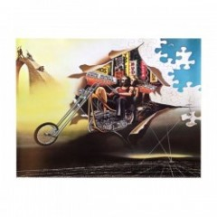 DAVID MANN MOTORCYCLE POSTER/デイビットマン・ポスター 「BIKERS DREAM」