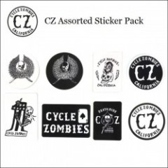 CycleZombies/サイクルゾンビーズ CZ STICKER PACK No.2/ステッカーパック