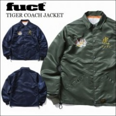 FUCT SSDD/ファクト 2017春夏 TIGER COACH JACKET/コーチジャケット・2color