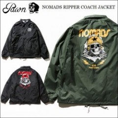 PAWN/パウン 2017'春夏 NOMADS RIPPER COACH JACKET/コーチジャケット・3color