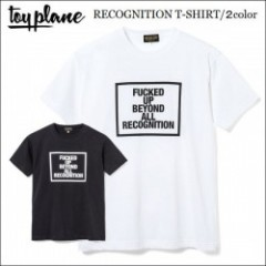 TOYPLANE/トイプレーン 2016'春夏 RECOGNITION T-SHIRT/Tシャツ・2color