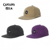 CAPTAINS HELM/キャプテンズヘルム #OUTDOOR WAPPEN CAP/ワッペンキャップ・3color