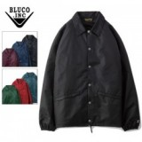 BLUCO WORK GARMENT/ブルコ COACH JACKET/コーチジャケット・6color