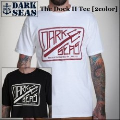 LOSER MACHINE/DARK SEAS(ルーザーマシーン) 2014' The Dock II Tee(Tシャツ) 【2color】