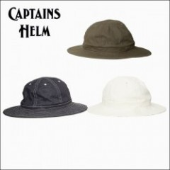 CAPTAINS HELM/キャプテンズ・ヘルム 2017'SS#BALL HAT/ボールハット・3color