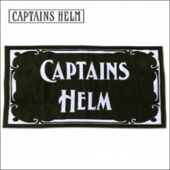CAPTAINS HELM/キャプテンズ・ヘルム 2017'SS #USA MADE LOGO BEACH TOWEL/オリジナルタオル