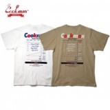 COOKMAN/クックマン T-shirts/Tシャツ「Guest Check」・2color