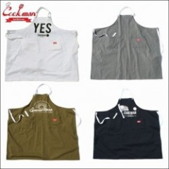 COOKMAN/クックマン Long Apron/ロングエプロン・4color