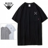 BLUCO WORK GARMENT/ブルコ SUPER HEAVY WEIGHT POCKET TEE'S -cross wrench/Tシャツ・3color