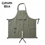 CAPTAINS HELM/キャプテンズヘルム #FIRE-PROOF OUTDOOR APRON/エプロン・OLIVE
