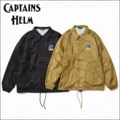CAPTAINS HELM/キャプテンズヘルム #SAN DIEGO COACH JACKET/コーチジャケット・2color