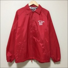 BEAUTIFUL LOSERS COACH JACKET/別注コーチジャケット・RED