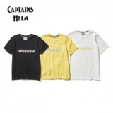 CAPTAINS HELM/キャプテンズヘルム #GLOW-IN-THE-DARK TEE/Tシャツ・3color