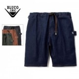 BLUCO WORK GARMENT/ブルコ EASY PAINTER SHORTS/ペインターショーツ・4color