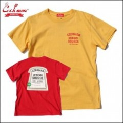 COOKMAN/クックマン T-shirts/Tシャツ「Original Source」・2color