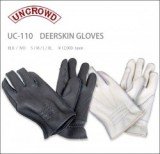 UNCROWD/アンクラウド MOTORCYCLE DEERSKIN GLOVES/ディアスキングローブ・2color