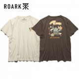 "ROARK REVIVAL/ロアーク・リバイバル ""NOODLE HOUSE"" TEE/Tシャツ・2color"