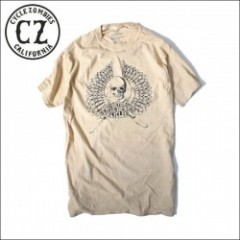 CycleZombies/サイクルゾンビーズ RIPPER Garage Made SS T-SHIRT/Tシャツ