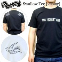 THE HIGHEST END(ザ・ハイエストエンド) 2014' Swallow Tee(Tシャツ) 【2color】