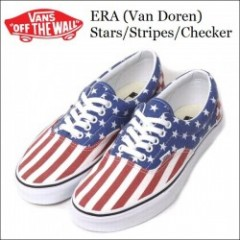 VANS USA・バンズ ERA (Van Doren) Stars/Stripes/Checker・エラ