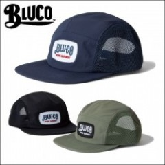 BLUCO WORK GARMENT/ブルコ ORIGINAL SIDE MESH JET CAP -BLUCO-/ジェットキャップ・3color