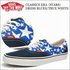 VANS USA(バンズ) 2014' CLASSICS ERA(エラ)・STARS 【DRESS BLUES/TRUE WHITE】