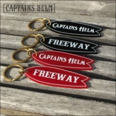 CAPTAINS HELM × FREEWAY/キャプテンズヘルム #FISH KEY TAG/フィッシュキータグ・2color