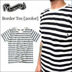 THE HIGHEST END(ザ・ハイエストエンド) 2014' Border Tee(ボーダーTシャツ) 【2color】
