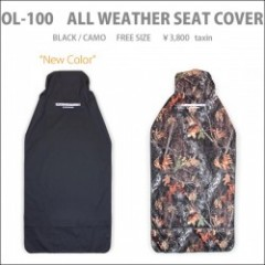 BLUCO WORK GARMENT/ブルコ ALL WEATHER SEAT COVER/車用シートカバー OL-100 ・2color