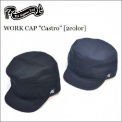 "THE HIGHEST END(ハイエストエンド) 2014' WORK CAP ""Castro""(ワークキャップ) 【2color】"