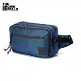 THE BROWN BUFFALO/ザ・ブラウンバッファロー CONCEALSLING/ボディバッグ・NAVY
