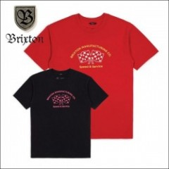 BRIXTON/ブリクストン BURNOUT SS STANDARD TEE/Tシャツ・2color