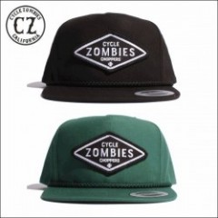 CycleZombies/サイクルゾンビーズ DIY Snapback Hat/キャップ・2color