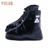POLER/ポーラー SUMMIT SHOES RAINCOVER/シューズレインカバー・BLACK