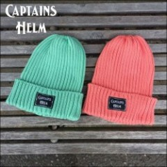 CAPTAINS HELM/キャプテンズ・ヘルム 2017'SS #MIX WATCH CAP -17 SUMMER LIMITED/ニット帽・ビーニー ・2color