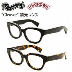 THE HIGHEST END×UNCROWD/ハイエストエンド×アンクラウド Cleaver/サングラス(調光レンズ) ・2color