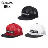 CAPTAINS HELM/キャプテンズヘルム #TRADEMARK ALL MESH CAP/オールメッシュキャップ・3color
