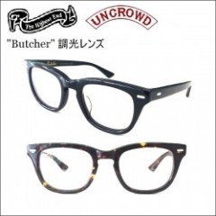 "THE HIGHEST END×UNCROWD/ザ・ハイエストエンド×アンクラウド ""Butcher"" /調光レンズ 2color"